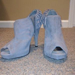 Beige Dollhouse heels